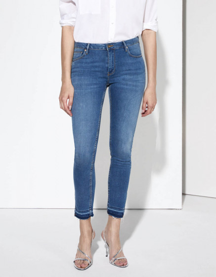 Cropped skinny jean Lily - DNM B-214