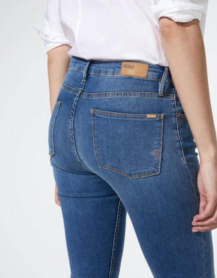 Jean skinny cropped Lily - DNM B-214