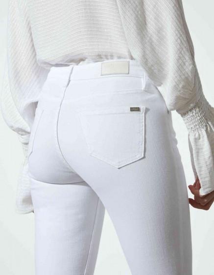 Jean skinny cropped Lily - DNM WHITE