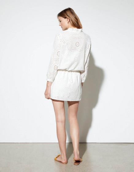Robe Dana - WHITE