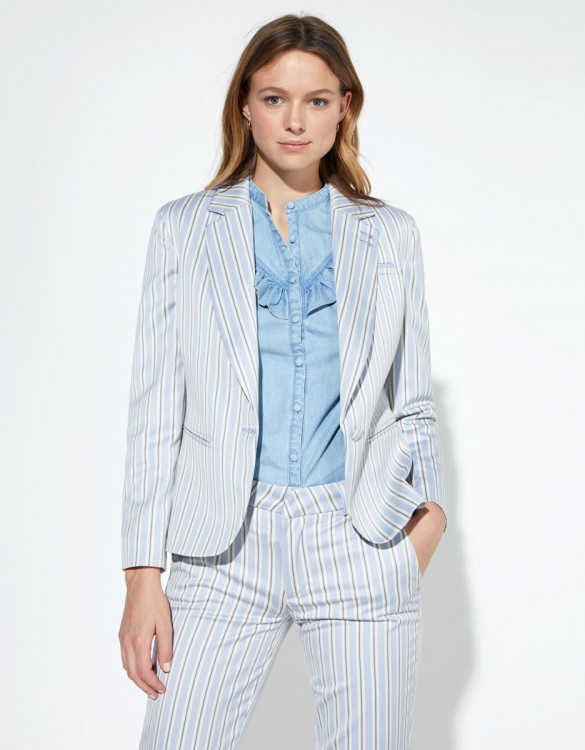 Blazer Brune - PYJAMA STRIPES