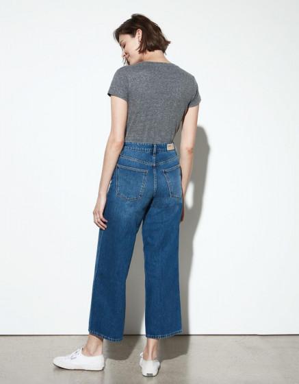 Jean wide Poppy - DNM V-317