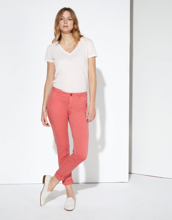 Chino trousers Princy - CAYENNE