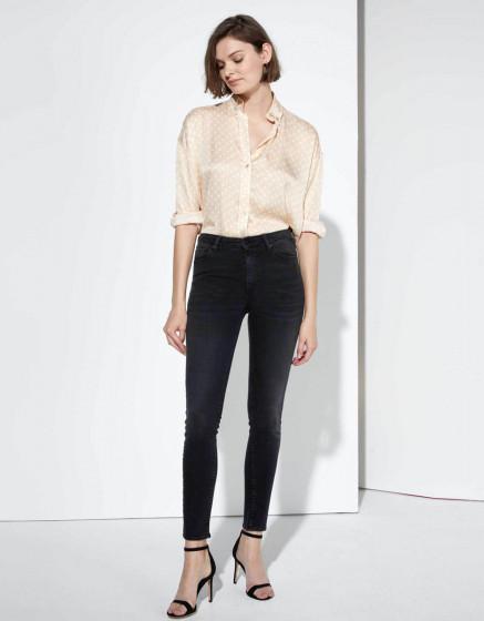 Jean high waist Arnel - DNM BL-13