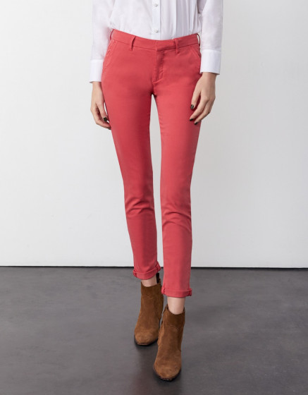 Pantalon chino Sandy 2 Basic - HOLLY BERRY