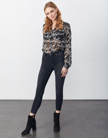 Skinny cropped jean Lily - DNM BL-530