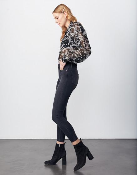 Jean skinny cropped Lily - DNM BL-530