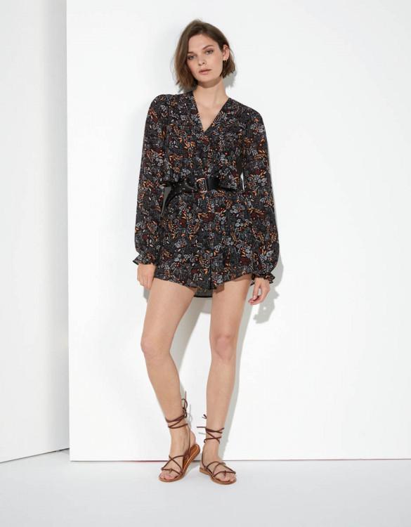 Dress Dabia - RETRO JUNGLE