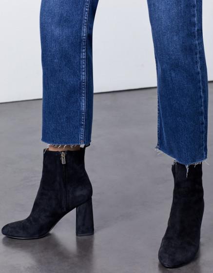 Jean taille haute cropped Milo - DNM V-230
