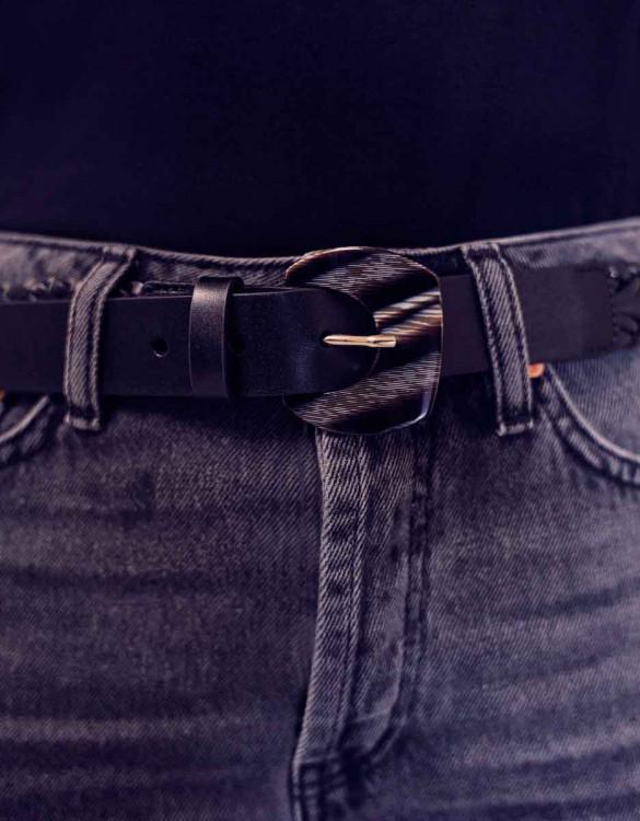 Belt Abby - BLACK
