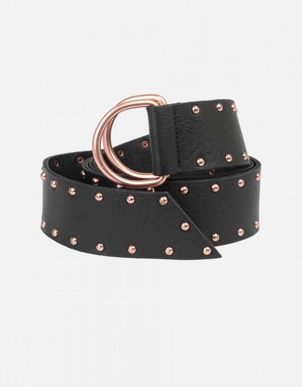 Belt Agathe - BLACK