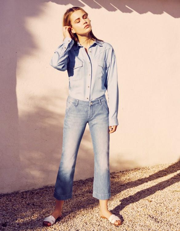 Straight jean Payton - DNM BLUE