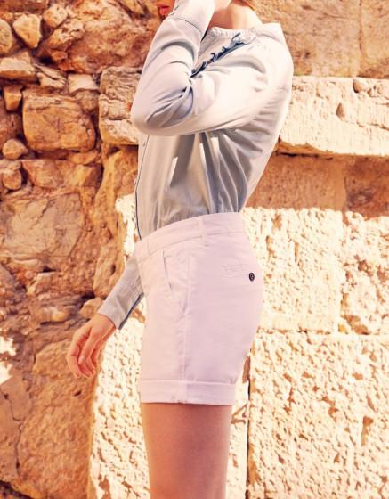 Short Selena - WHITE