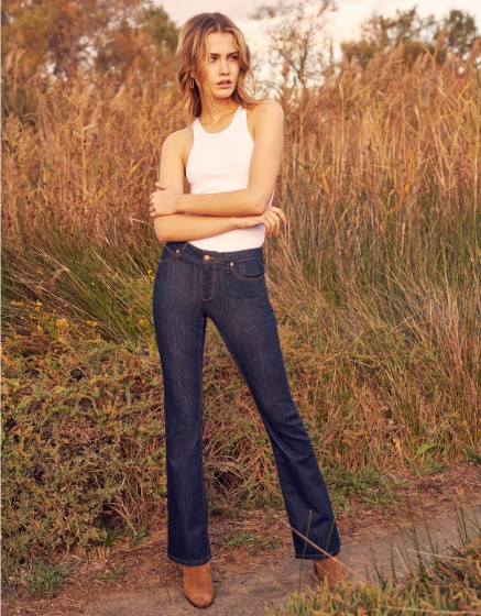 Flare jean Phoebe - DNM B-90