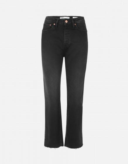Jean taille haute Milo - DNM BLACK