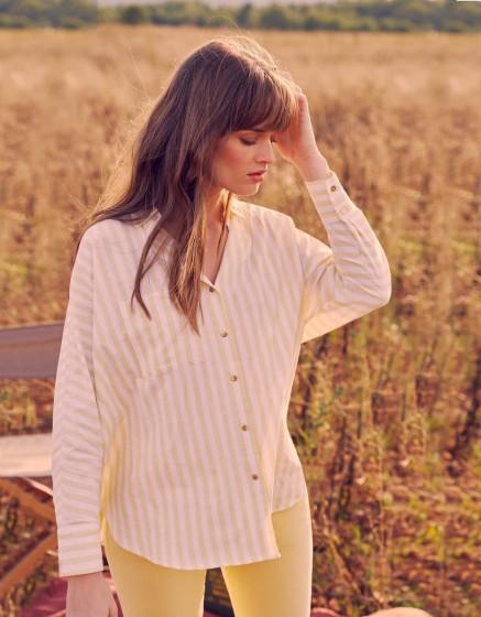 Chemise Camila Fancy - LEMONADE STRIPED