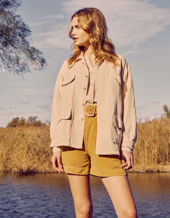 Jacket Vanina - LIGHT SAND