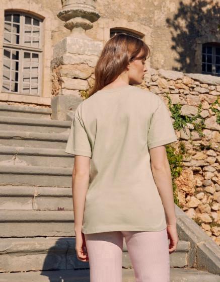 T-shirt Teila - CELADON