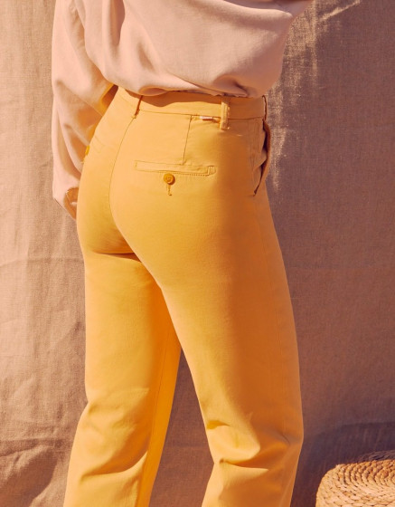 Chino Sandy High Waist - MIMOSA