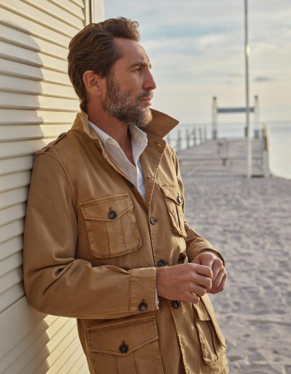 Saharan jacket Alan - PRAIA