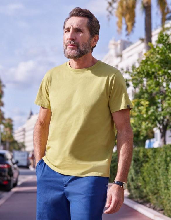 Tee-shirt Diego - OLIVE