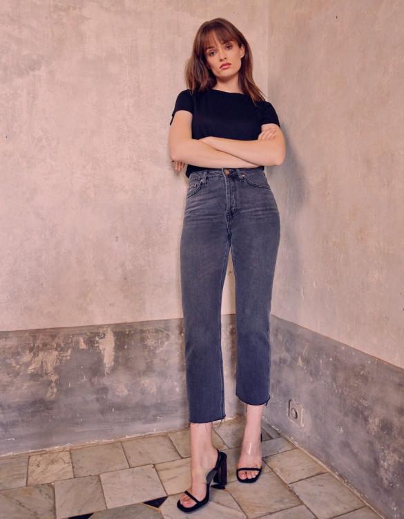 High waist jean Milo - DNM G-630