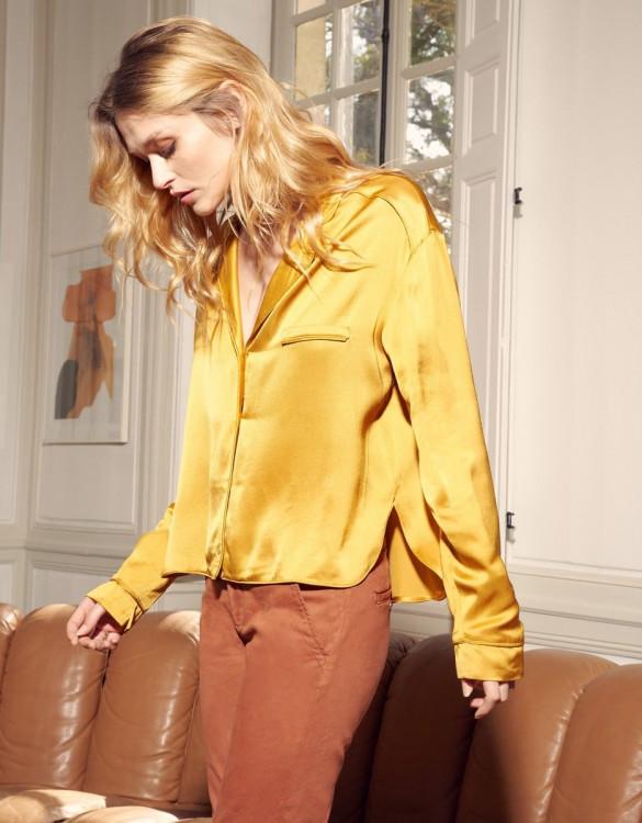 Shirt Billie - HARVEST GOLD