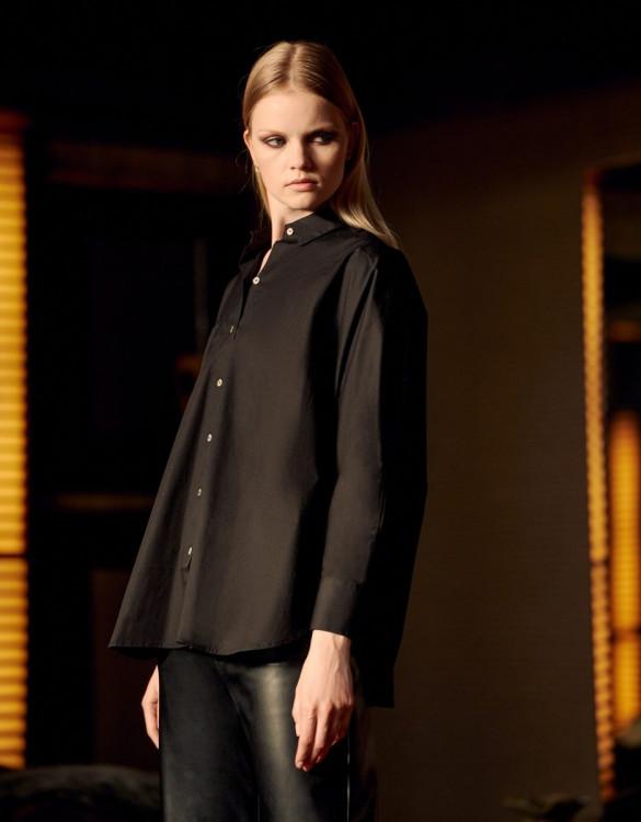 Shirt Camila - BLACK