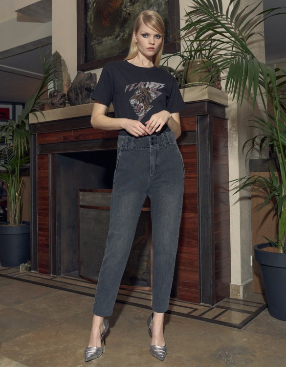 Cigarette jeans Lenny - DNM BL-537