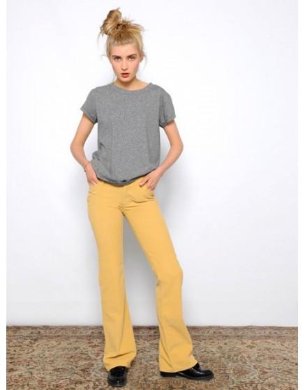 Pantalon velours Flare Phoebe