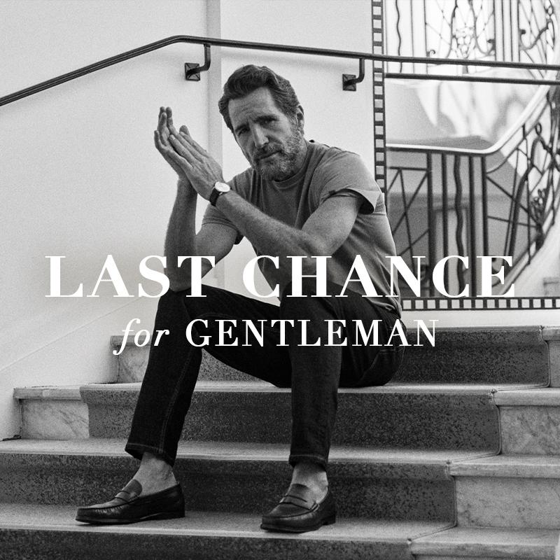 For Gentleman